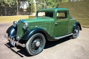 1934 Rover 12-4 a