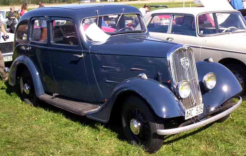 1935 Peugeot 301D