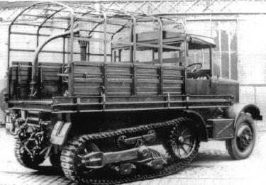 1935 Somua MCL 5