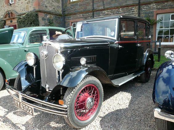 1937 Rover 12