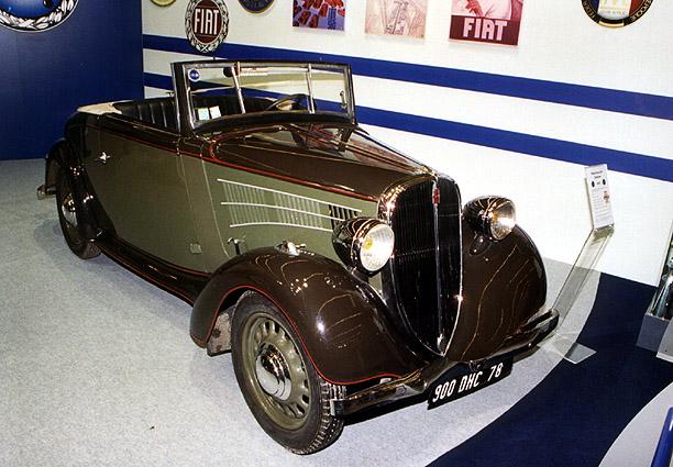 1938 Simca 16