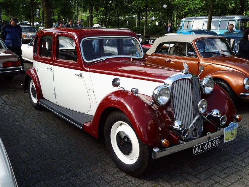 1939 Rover 12 Saloon (P2)