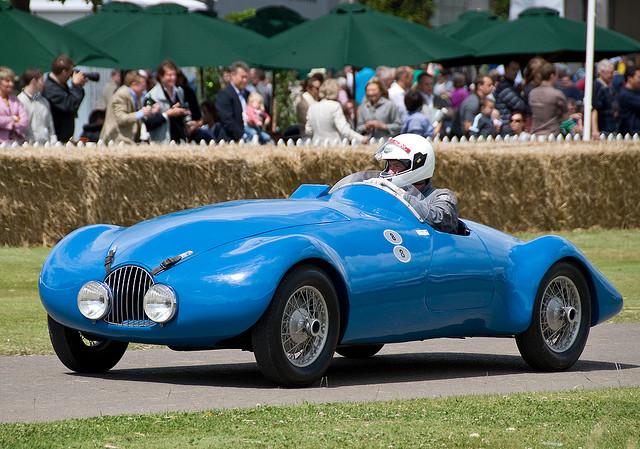 1939 Simca Gordini Type 8