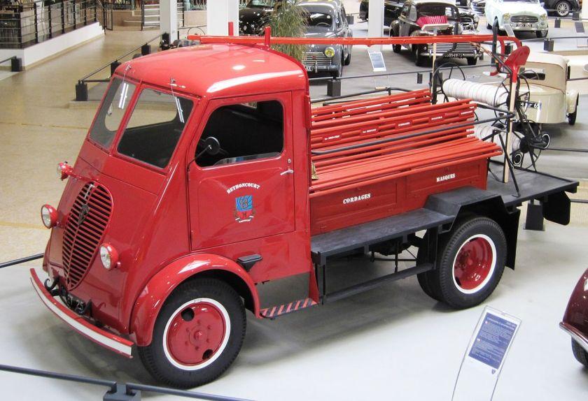 1941-48 Peugeot DMA