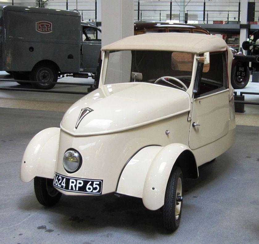 1942 Peugeot VLV Blanc