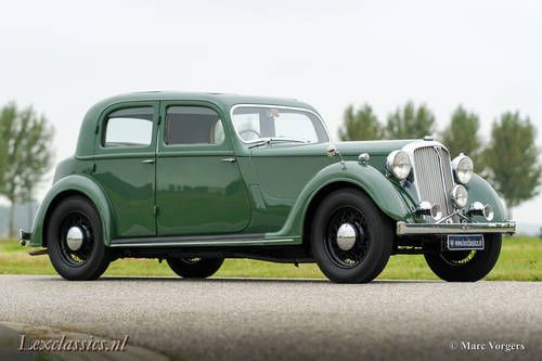 1946 Rover 14 HP Sport Saloon