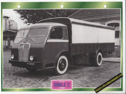 1946 SOMUA JL 12 France
