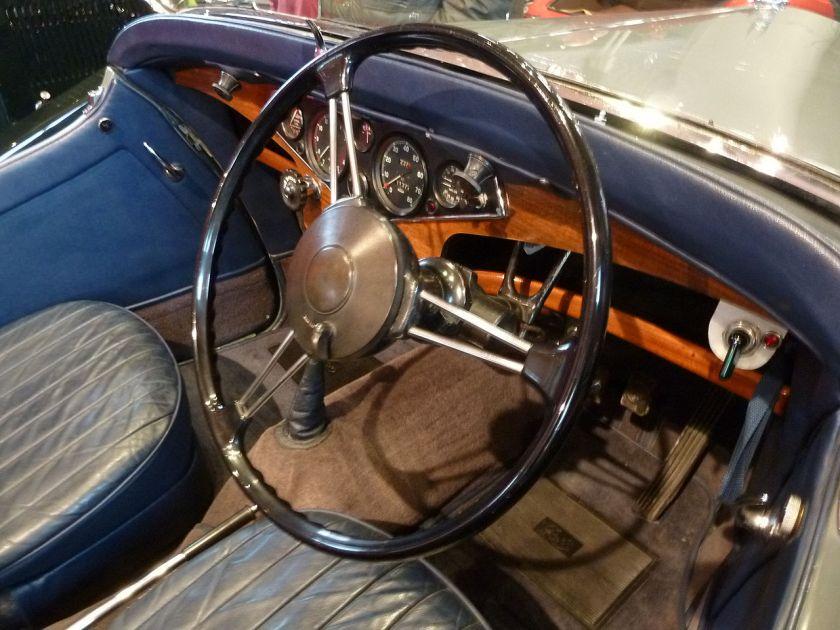 1947 Rover 12hp tourer (DVLA) 1495cc
