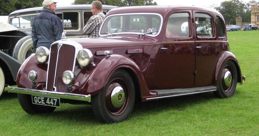 1947 Rover 16 2147cc