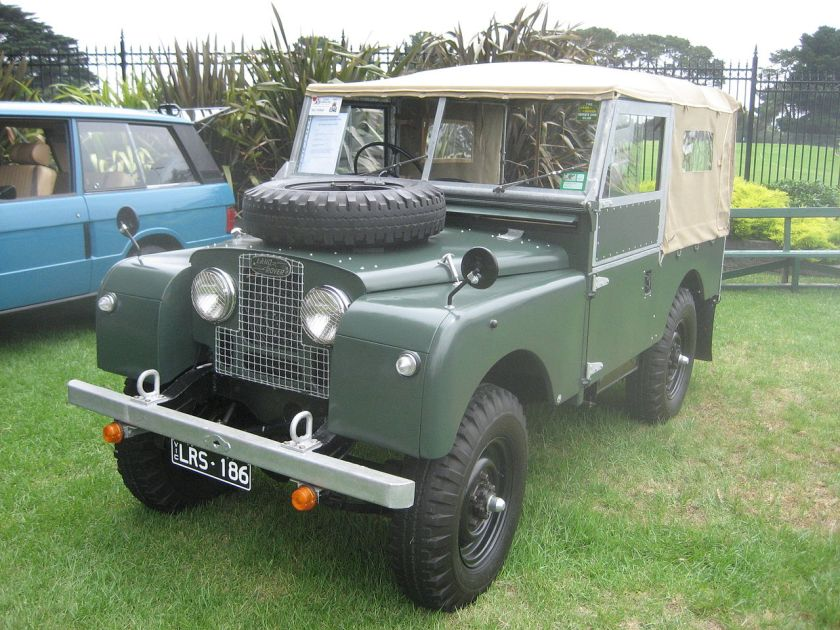 1948-57 Land Rover Series I