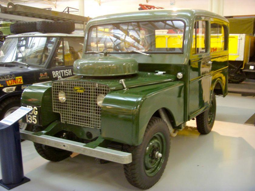 1948 Land Rover 80