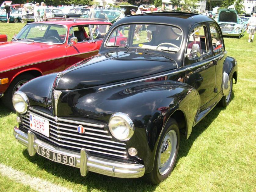 1948 Peugeot 203 Coupe