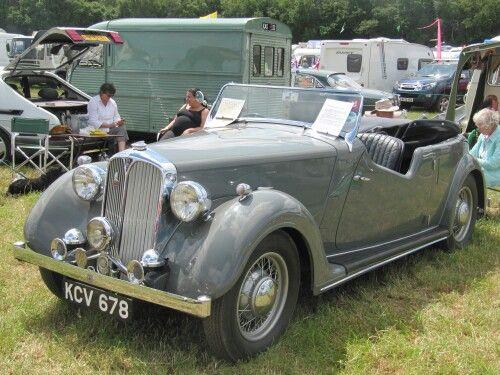 1948 Rover 12 Sports Tourer