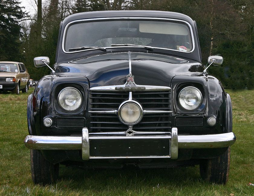 1949-52 Rover 75 (P4) Cyclops 1075 MkI head