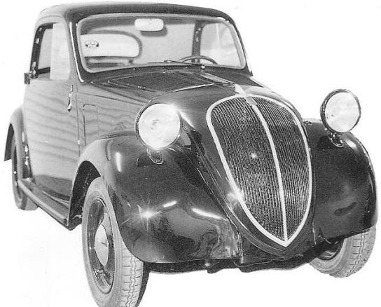1949 simca cinq