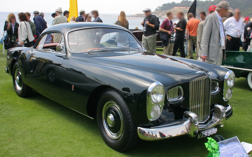 1951 Facel-Metallon bodied Bentley Mark VI