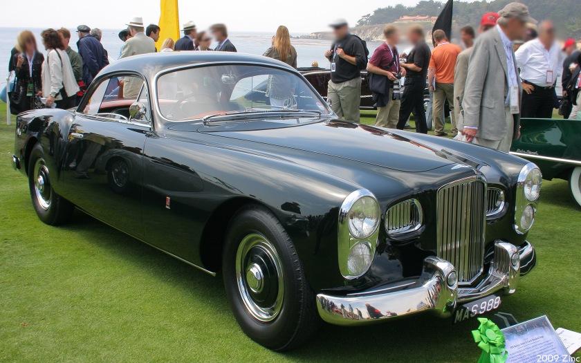 1951 Facel-Metallon bodied Bentley Mark VI