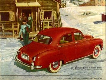 1951 simca 9 aronde-b