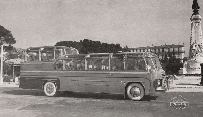 1951 Somua belvedere