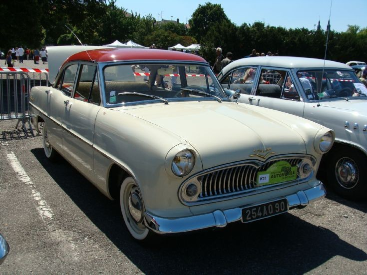 1952 Simca