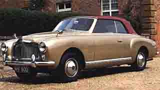 1953 Rover - Pininfarina