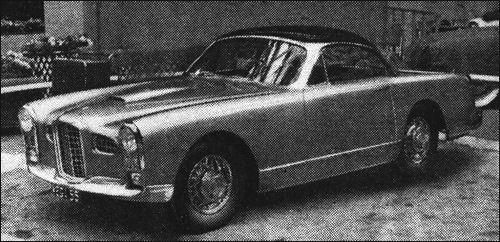 1954 facel vega paris