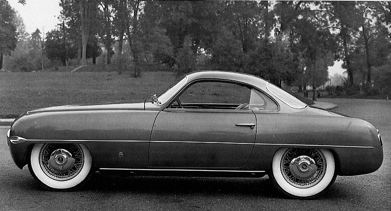 1954 Simca 1200 Ghia