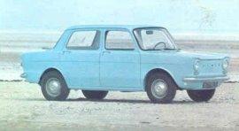 1954 Simca 900