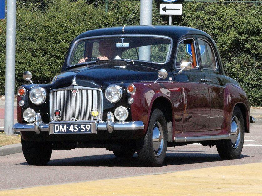 1955 Rover P4 DM-45-59 pic7