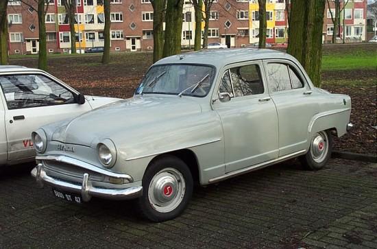 1955 Simca Aronde-Elysee-1300