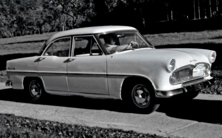 1955 simca Aronde