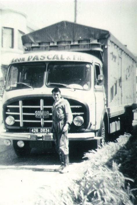 1955 SOMUA JL 19