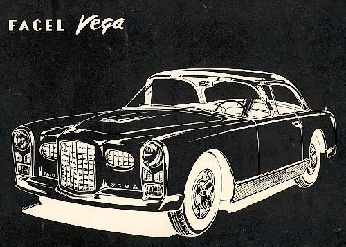 1956 facel vega 1956 coupe