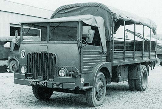 1956 SIMCA F569WML, 4x4