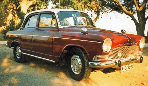 1956 Simca Maltese