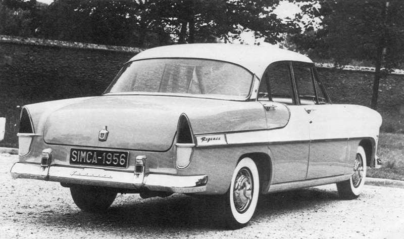 1956 simca V