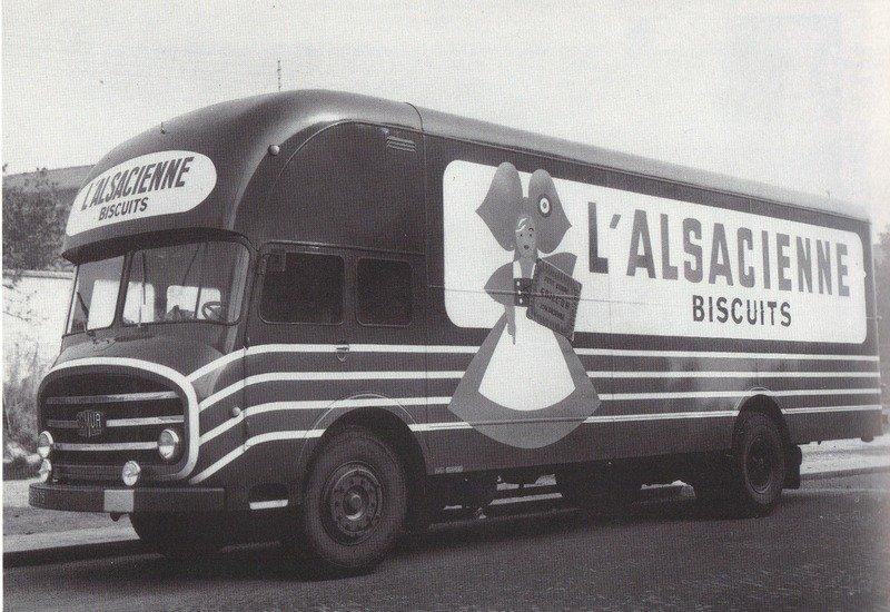 1956 Somua JL19 flambant neuf