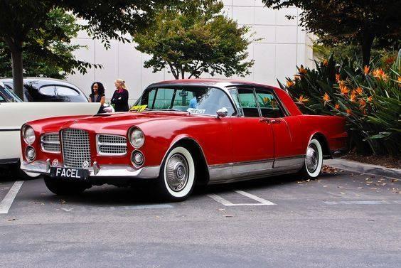 1958 Facel Vega Hardtop Sedan