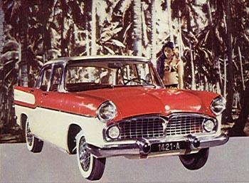 1958 simca vedette chambord c