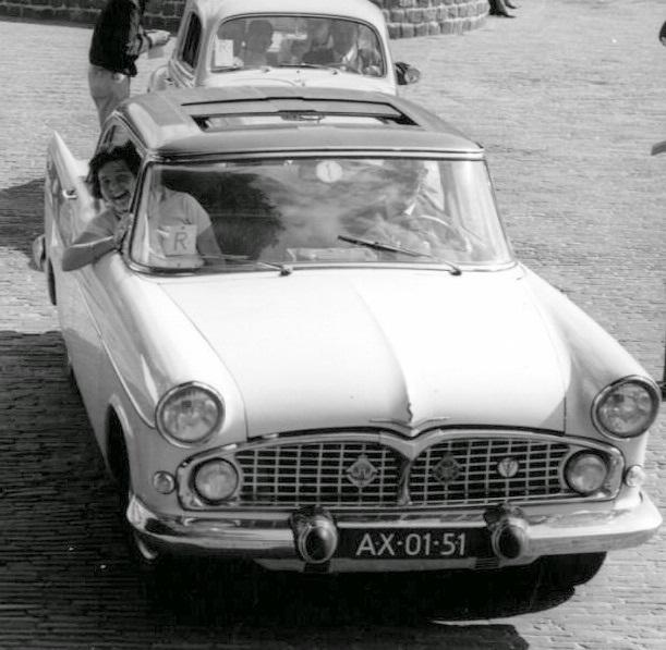 1959 SIMCA Vedette AX-01-51