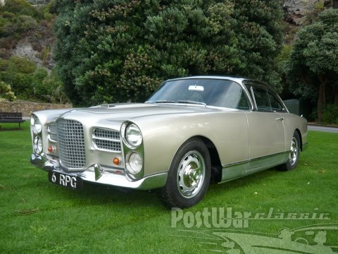 1960 Facel Vega HK500 Saloon b