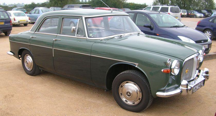 1960 Rover P5 3-Litre