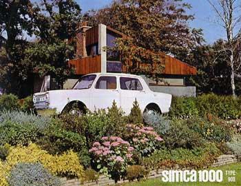 1960 simca 1000-900-jr