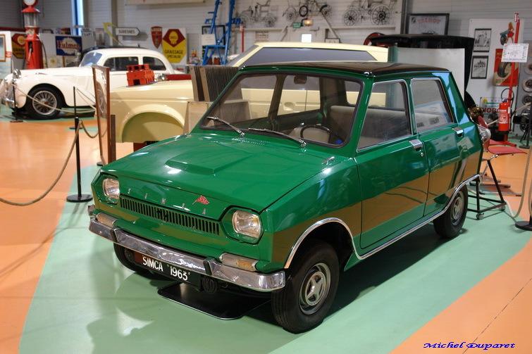 1960 simca 7 prototype