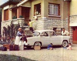 1960 Simca Ariane 4