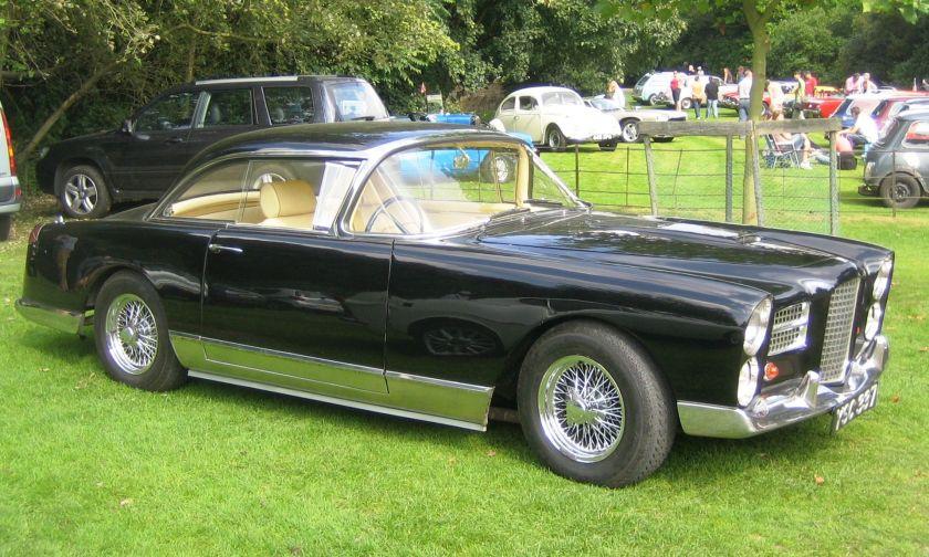 1961 Facel Vega HK500 Castle Hedingham