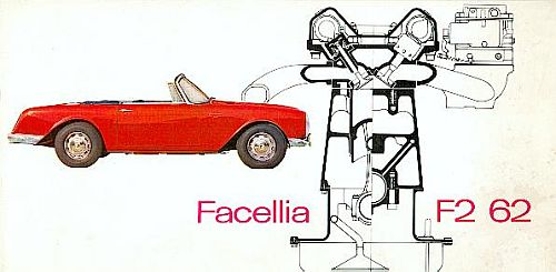 1962 facel 1962 facellia f2