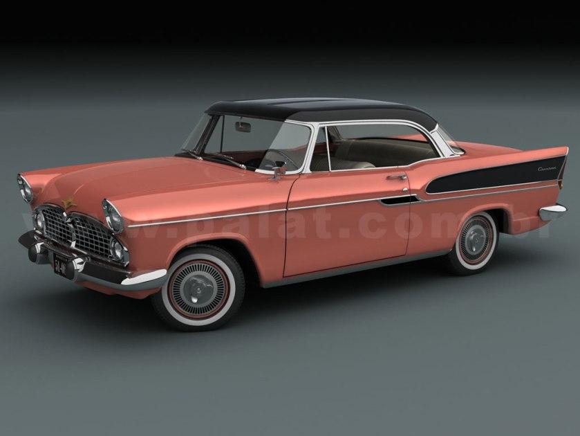1962 simca custom-coupe 12