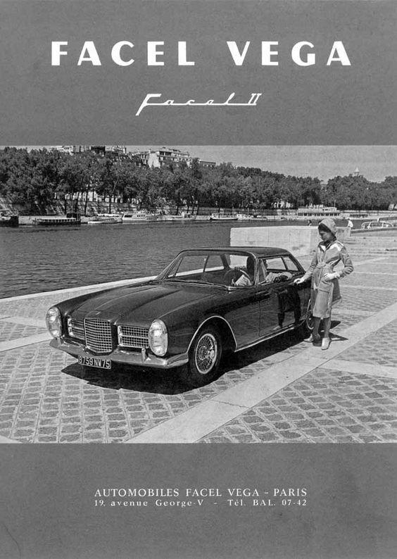 1963 Facel Vega, Facel II