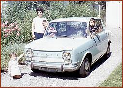 1963 Simca 1000 (2)